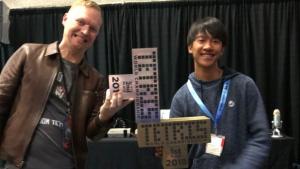 Tetris champion