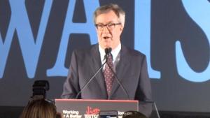 'I love Ottawa': Jim Watson re-elected as mayor