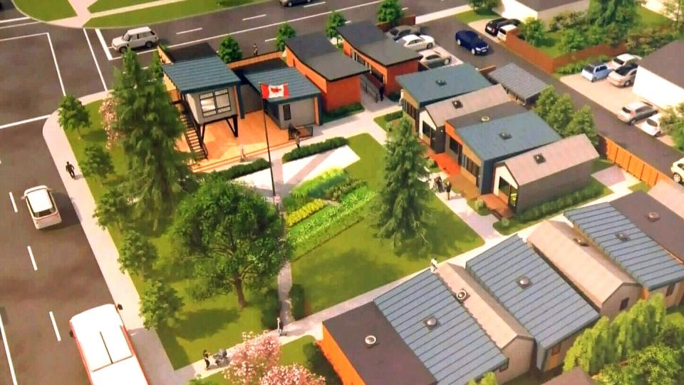 Veterans village