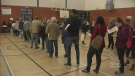 Did long ballot lead to low voter turnout?