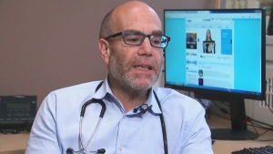 Paediatrician in Chief Hospital for Sick Children, Dr. Jeremy Friedman
