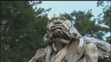Driftwood Bigfoot