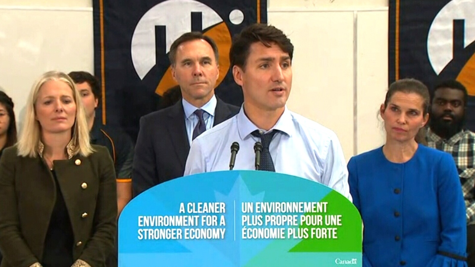 trudeau carbon tax