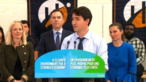 PM Trudeau to make carbon tax announcement
