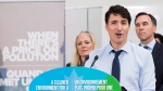 Prime Minister Justin Trudeau speaks to the media and students at Humber College regarding his government's new federally-imposed carbon tax in Toronto on Tuesday, October 23, 2018. THE CANADIAN PRESS/Nathan Denette