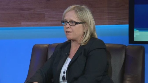 Former IWK Health Centre CEO Tracy Kitch is facing charges of fraud over $5,000 and breach of trust.