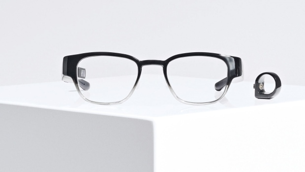 The Focal glasses, by Waterloo-based North