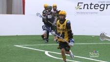Sport Star: Breaking barriers in lacrosse