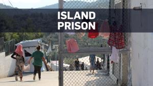 Moria refugee camp