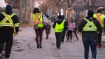 The Bear Clan walks the streets of Winnipeg's north end to help keep the neighbourhood safe at night.