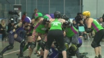 Concussion awareness in roller derby