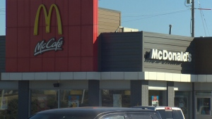 A Ponoka McDonald's employee has been reimbursed after his on-site manager forced him to pay for a $8 order mix up.