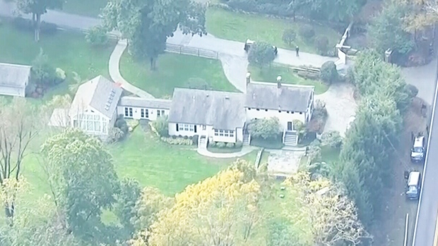 Bomb found at philanthropist George Soros' suburban home | CTV News
