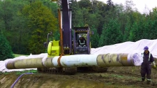 New legal threats against pipeline plan