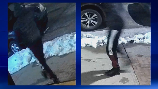 Surveillance images - 17 Ave SW shooting