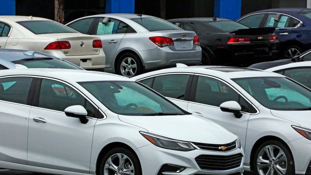 Alberta man accused in car-sale fraud at Orillia dealership