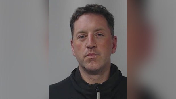 Jason Douglas Daniel wanted by St. Thomas police