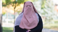 Quebec niqab