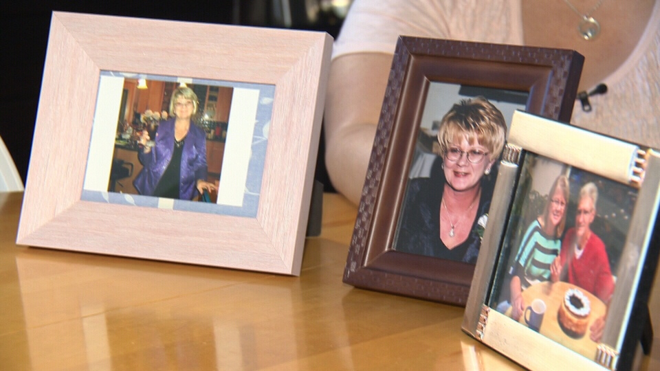 Doreen Nowicki died by assisted death in an Edmonton care facility after she was diagnosed with ALS.