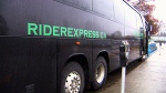 Rider Express operates a number of bus routes in Alberta and B.C. (File)