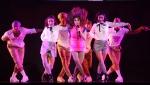 Singer and dancer Paula Abdul performs at Caesars Windsor in Windsor, Ont., on Thursday, Oct. 25, 2018. (Melanie Borrelli / CTV Windsor)