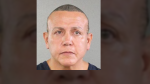 56-year-old Cesar Sayoc has been arrested in connection to mail bomb scares around the country, Friday, Oct. 26, 2018.