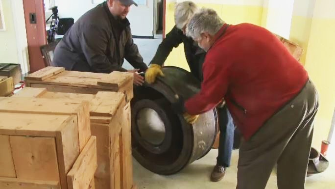 The long-lost Cape Sable Island lighthouse light will be pieced back together and returned to its original home on Cape Sable Island.