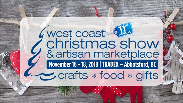 west coast christmas show artisan marketplace - Southern Womens Christmas Show