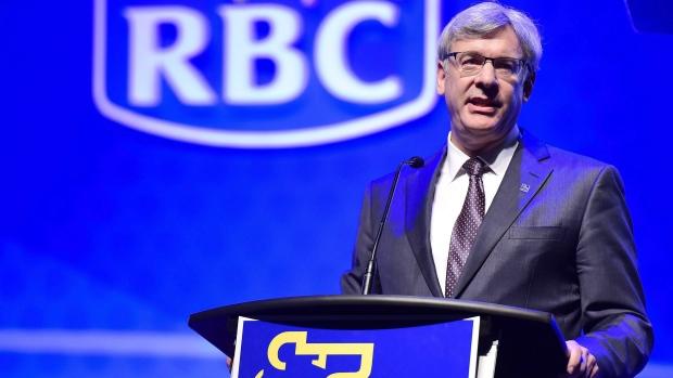 RBC president David McKay