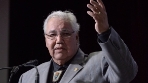 Commission chairman Justice Murray Sinclair