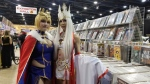 CTV photojournalist Daniel Timmerman snapped photos of elaborate costumers worn by pop culture fans at C4 in Winnipeg.