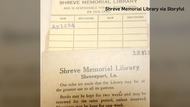Man pays fine on library book 84 years overdue | Lifestyle