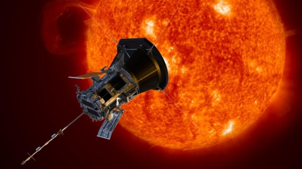 This Probe Just Became The Closest Ever Spacecraft to The Sun