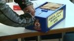 Poppy box security - Lethbridge