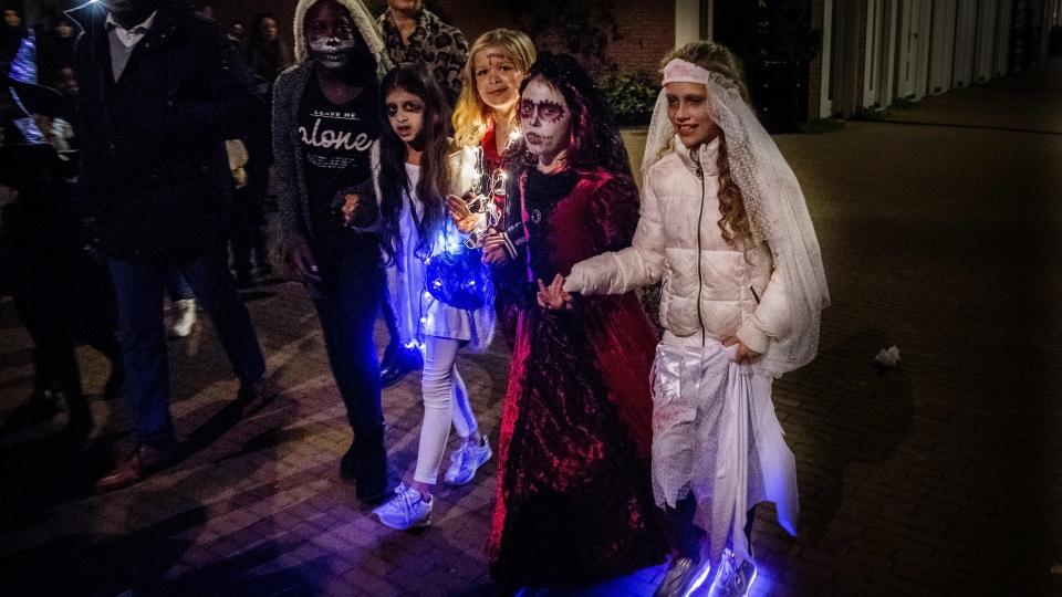 Children Halloween deaths