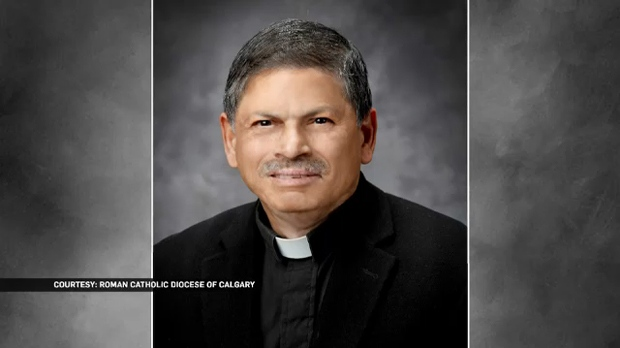 Sexual misconduct allegations led to the removal of Father Malcolm D'Souza  from the Roman Catholic Diocese of Calgary (courtesy: Roman Catholic Diocese of Calgary)