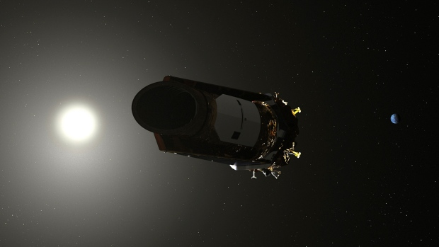 Goodbye, Kepler Space Telescope