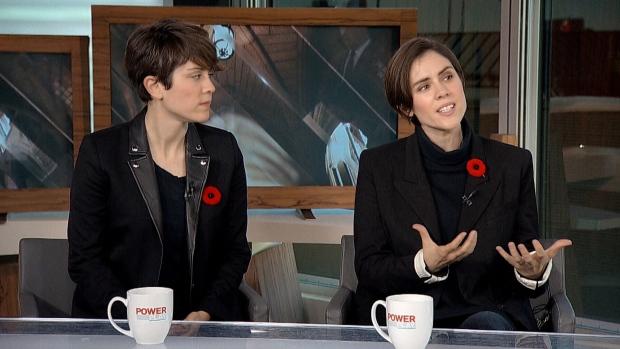 Tegan and Sara announce release date for memoir about Calgary upbringing