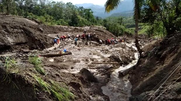 philippine landslide