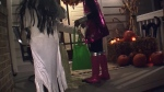 trick or treating Halloween