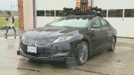 University of Waterloo unveils autonomous vehicle