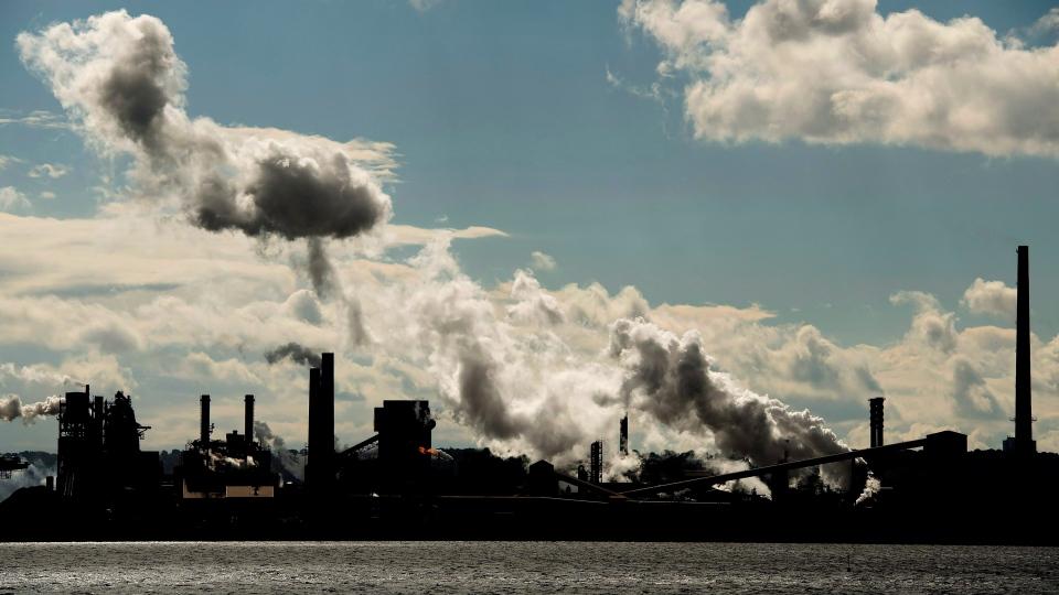 Steel Mills Carbon Tax