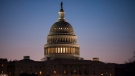 The Capitol is seen at dawn in Washington, March 17, 2017. (AP Photo/J. Scott Applewhite)