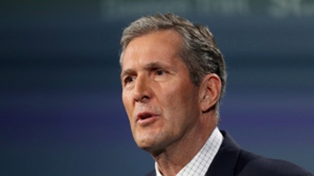 Pallister gave no indication that his government will end a freeze on municipal funding that has been in place for two years. (File image)