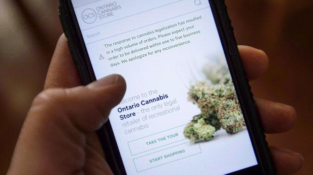 Ontario Cannabis Store