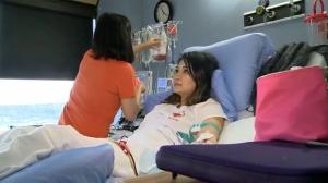 Susan Nguyen at Tom Baker Cancer Centre