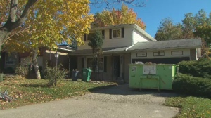 Owners repair their home after a Toronto home renovation company hired to do the work went out of business.