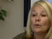 Noella Neale, of Coquitlam, B.C., planned to use Aeroplan points to send her daughter to New Zealand. July 7th, 2009.