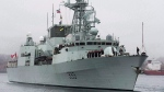 The report says Canada has a lot to learn from Australia when it comes to naval shipbuilding. (THE CANADIAN PRESS/Andrew Vaughan)