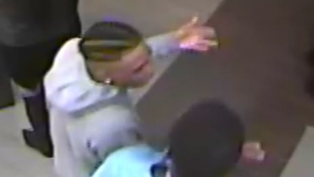 Police are looking to identify this male in connection to three alleged stabbings on Thursday morning. (Source: WRPS)